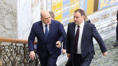 Photo of Лукашенко рассказал, зачем Мишустин приехал в Минск