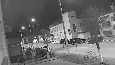 Photo of В Глуске водитель Audi въехал в толпу людей из-за ссоры в кафе