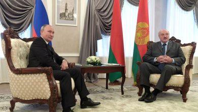 Photo of Лукашенко и Путин 22 апреля проведут переговоры в Москве