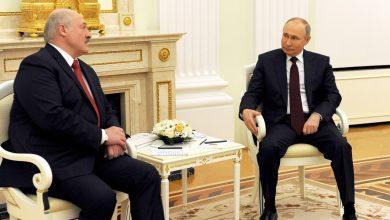 Photo of Путин заявил об успешном развитии отношений России и Беларуси