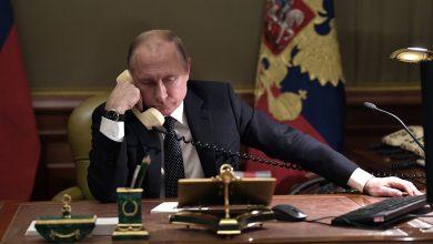 Photo of Путин и Лукашенко обсудили во время телефонных переговоров Нагорный Карабах