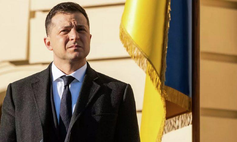 Зеленский провел телефонный разговор с Байденом