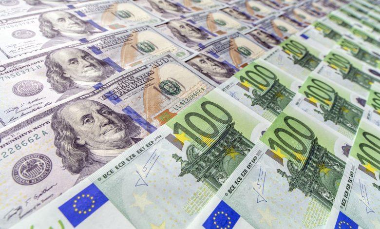 доллары, евро, валюта