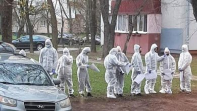 Photo of В Минске задержали компанию, которая приехала поздравить подругу с днём рождения