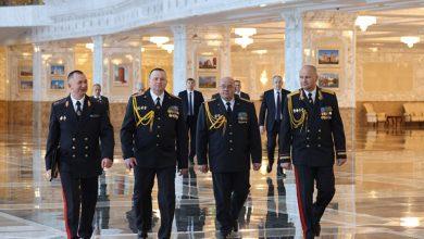 Photo of Лукашенко назначил новых начальников милиции в трёх областях