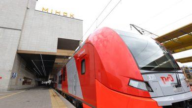 Photo of С 30 апреля между Минском и Москвой начинают курсировать скоростные поезда «Ласточка»