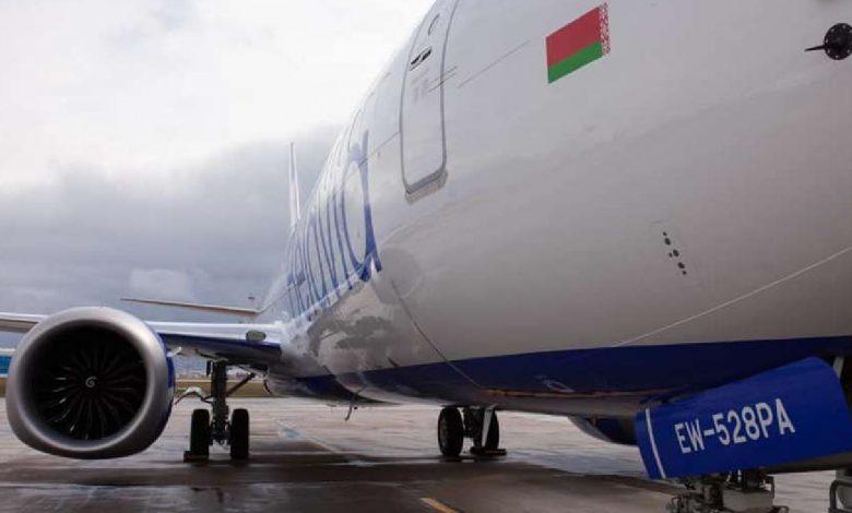 В Минске из-за сильного ветра не смог сесть рейс из Грузии