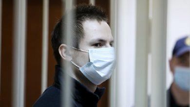Photo of В Минске приговорили барабанщика к шести годам колонии за массовые беспорядки