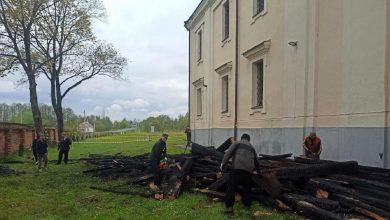 Photo of На восстановление костела в Будславе за 5 дней собрали более 325 тысяч рублей