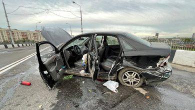 Photo of Пять человек пострадали в ДТП на проспекте Независимости в Минске