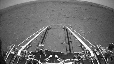 Photo of Марсоход «Чжужун» приступил к исследованию Красной планеты