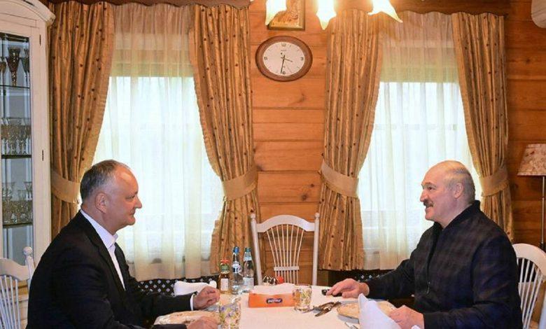 Лукашенко обвинил страны ЕС в нарушениях заповедей Христа