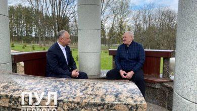 Photo of Лукашенко проводит неформальную встречу с Додоном
