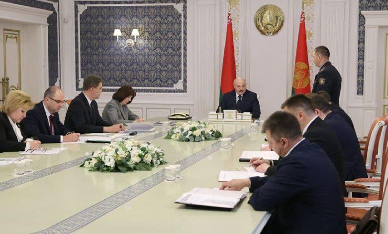 Лукашенко высказался о массовых мероприятиях