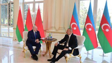 Photo of Лукашенко и Алиев провели телефонный разговор