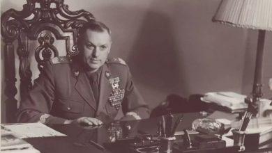 Photo of Находка архивистов: маршал Рокоссовский родился в белорусских Телеханах, а не в Варшаве