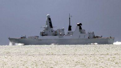 Photo of Минобороны Британии отреагировало на инцидент с эсминцем