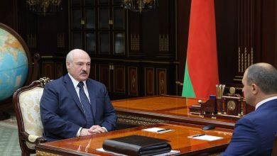 Photo of Лукашенко ориентирует НОК на популяризацию спорта в Беларуси