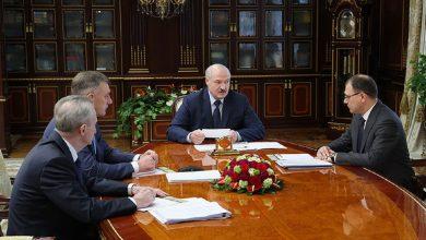Photo of Лукашенко доложили о развитии энергокомплекса Беларуси