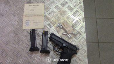 Photo of Пограничники задержали россиянина с «набором для самообороны»