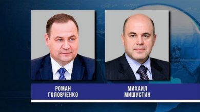 Photo of Головченко и Мишустин обсудили сотрудничество в энергетике и транспортной сфере