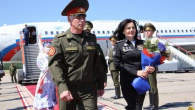 Photo of В Минск прибыла делегация Минобороны РФ