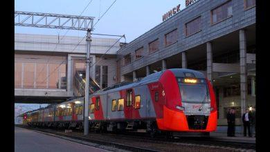 Photo of Увеличится количество скоростных поездов между Минском и Москвой