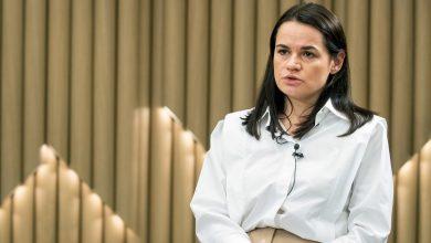 Photo of МВД РФ: Тихановскую исключили из базы межгосударственного розыска