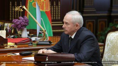 Photo of Лукашенко принял отставку Шеймана