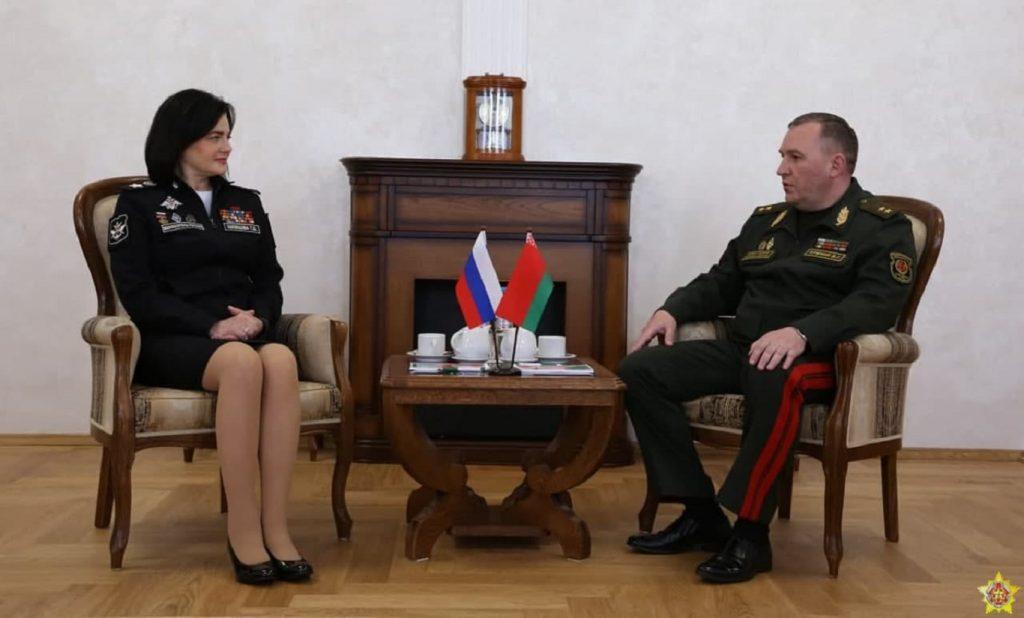 В Минск прибыла делегация Минобороны РФ