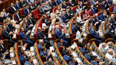Photo of В Верховной раде произошла драка между депутатами от двух партий
