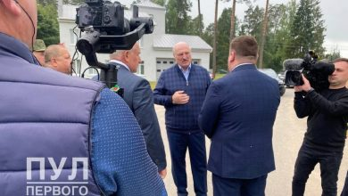 Photo of Лукашенко сегодня в Оршанском районе посещает предприятия ВПК