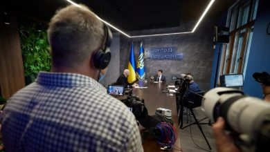 Photo of Зеленский обвинил Беларусь и Россию в подготовке «захвата» украинских городов