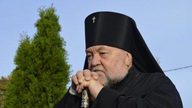 Photo of Архиепископ Гродненский и Волковысский Артемий освобождён от должности