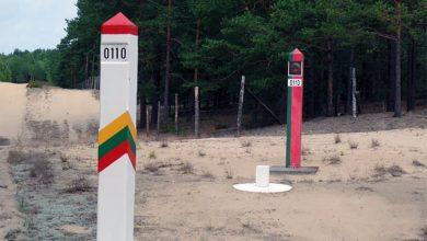 Photo of Литва хочет построить забор на границе с Беларусью за 15 млн евро