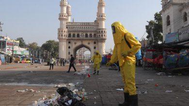 Photo of В центральной части Индии выявили новую мутацию коронавируса