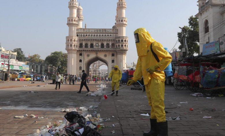 коронавирус в Индии