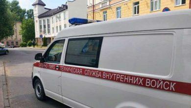 Photo of В Витебске неизвестные «заминировали» прокуратуру