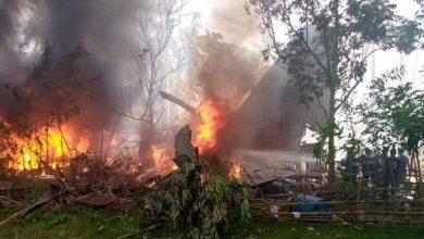 Photo of На юге Филиппин разбился самолет