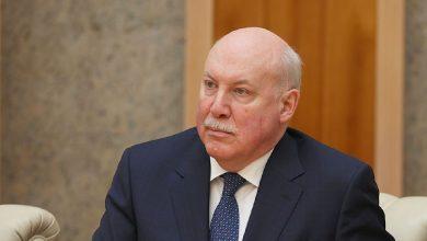 Photo of Мезенцев на Форуме регионов призвал активнее включиться в подготовку предложений для союзных программ