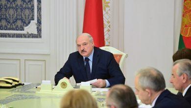 Photo of Лукашенко проводит совещание с руководством Совета Министров