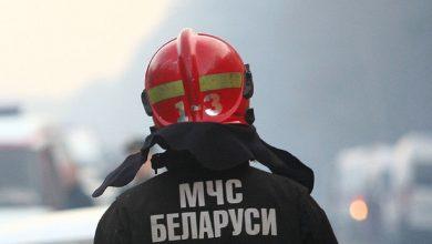 Photo of В Минске на территории «МАЗ» произошел пожар