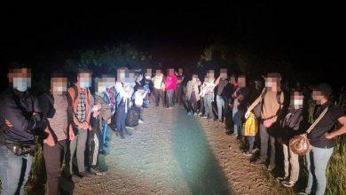 Photo of На белорусско-литовской границе вновь задержали 134 мигранта
