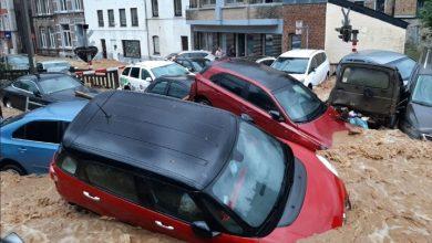 Photo of На южные регионы Бельгии вновь обрушились ливни с грозами