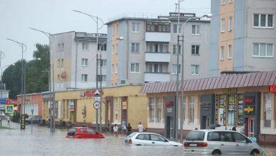 Photo of Из-за непогоды пострадали более 20 населенных пунктов