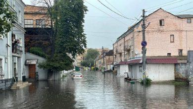 Photo of Ураган накрыл украинскую столицу Киев