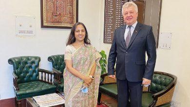 Photo of О расширении взаимодействия и сотрудничества заявили Беларусь и Индия