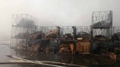 Photo of На территории завода «БЕЛДЖИ» произошел пожар