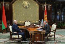 Photo of Лукашенко провел рабочую встречу с Макеем
