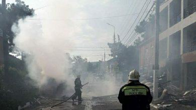 Photo of Мощный взрыв прогремел в частной гостинице в Геленджике